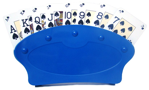 Hands Free Playing Card Holders