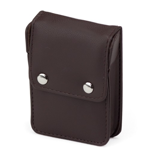Single Deck Leather Card Case