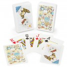 Copag Neo Pets 100% Plastic Playing Cards, Bridge Size, Jumbo Index