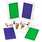 Copag Class Standard 100% Plastic Playing Cards, Bridge Size, Jumbo Index