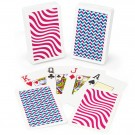 Copag Neo Wave 100% Plastic Playing Cards, Bridge Size, Jumbo Index