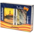 Copag Collection of Brazil - Bahia Bridge Size Jumbo Index Double Deck