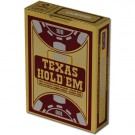 Copag Texas Hold 'Em Burgundy Poker Size Jumbo Index Single Deck