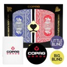 Copag RB Poker Size Magnum Index Double Deck Dealer Kit