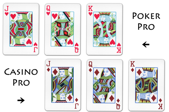 Copag 100% Plastic Playing Cards - Poker Pro & Casino Pro Cards